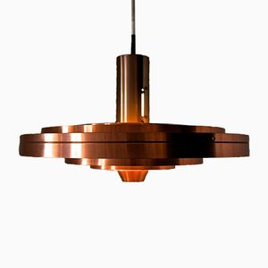 Vintage Fibonacci Suspension Lamp by Sophus Frandsen for Fog & Mørup