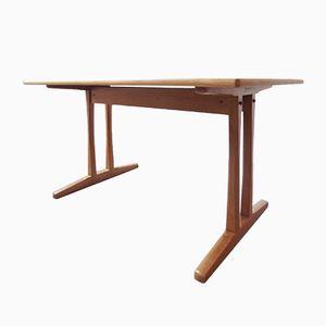 Vintage Oak Shaker Table by Børge Mogensen for FDB