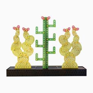 Paravent Chalk Cactus par Shigeki Yamamoto, 2016