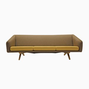 Vintage ML90 3-Seater Sofa by Illum Wikkelsoe for Mikael Laursen