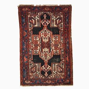 Handgemachter Persischer Vintage Hamadan Teppich, 1920er