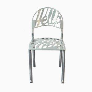 Niederländischer Hello There Stuhl von Jeremy Harvey für Artifort, 1970er