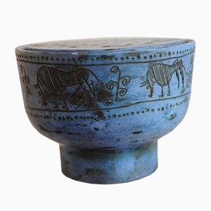 Cache-Pot Vintage en Céramique par Jacques Blin