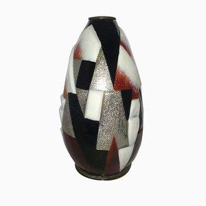 Art Déco Vase by Camille Fauré