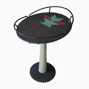 Table Basse Loto par Hans von Klier pour Zanotta, 1998
