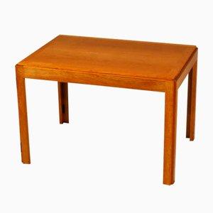 Model 5383 Oak Foldable Side Table by Børge Mogensen for Fredericia, 1960s