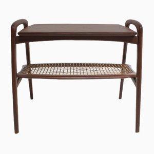 Vintage Teak Side Table by Louis van Teeffelen for Wébé