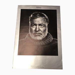 Poster Ernest Hemingway par Yousuf Karsh, 1987