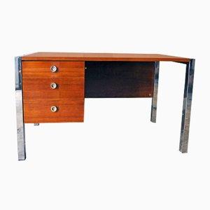 Italienischer Tecnika Schreibtisch von Ettore Sottsass für Poltronova, 1970er