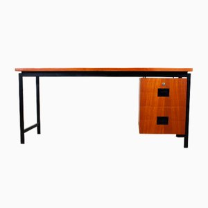 Large Japanese Series EU02 Desk by Cees Braakman for Pastoe, 1959