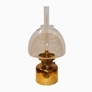 Mid-Century Kerosene or Oil Lamp from Hans-Agne Jakobsson