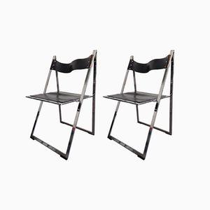 Vono Stühle von Lübke, 1970er, 2er Set