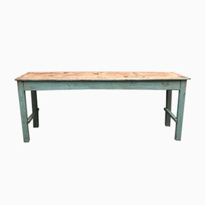 Vintage French Wooden Table