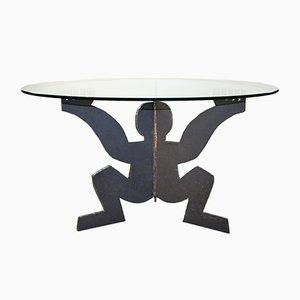 Italian Cerberino Dining Table by Maurizio Cattelan, 1990s