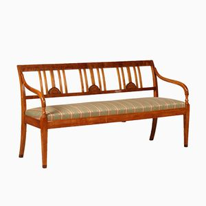 Swedish Empire Style Bench, 1920s