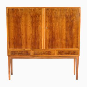 Danish Wardrobe in Walnut, 1960s