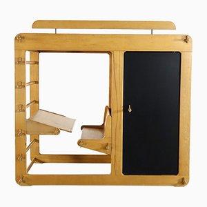 Prototype Rappelkiste Desk by Luigi Colani for Elbro, 1975
