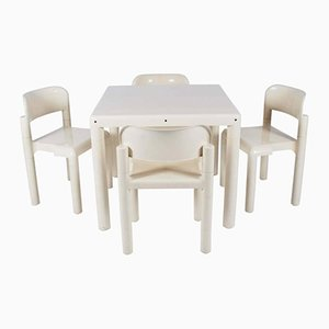Finnish Dining Room Set by Eero Aarnio for UPO, 1970s