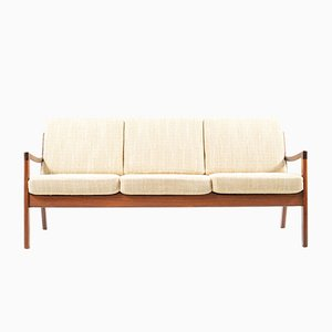 Senator 3-Sitzer Sofa aus Palisander von Ole Wanscher für France & Søn, 1960er