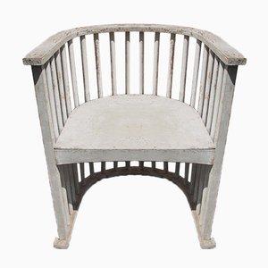 Antique Wooden Vienna Secession Chair