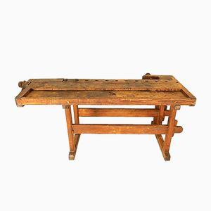 Vintage Schreinertisch, 1930er