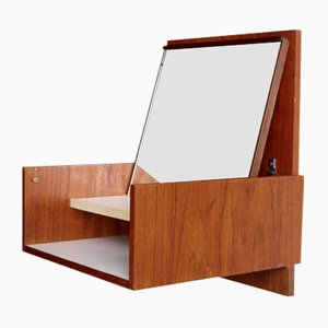 Japanese Series Bedside Dressing Table by Cees Braakman for Pastoe, 1960s