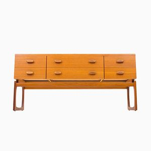 Quadrille Range Sideboard by R Bennett for G-Plan
