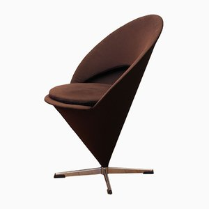 Vintage Cone Chair by Verner Panton for Gebrüder Nehl