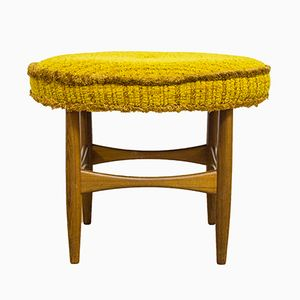 Mid-Century Danish Range Footstool by Ib Kofod-Larsen for G-Plan