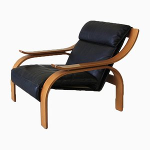 Woodline Armchair by Marco Zanuso for Arflex, 1964