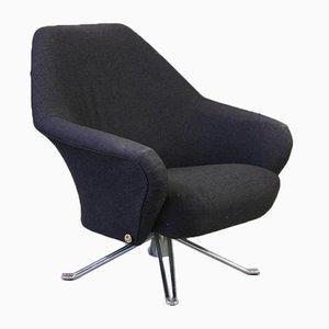 Vintage Model P32 Swivel Chair by Osvaldo Borsani for Tecno