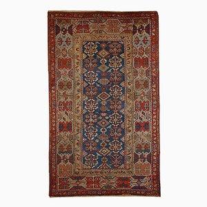 Persian Kurdish Handmade Rug, 1870s