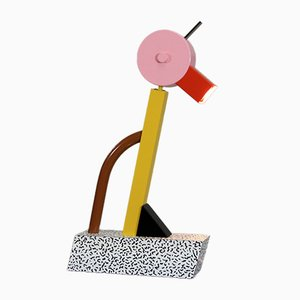 Vintage Tahiti Table Lamp by Ettore Sottsass