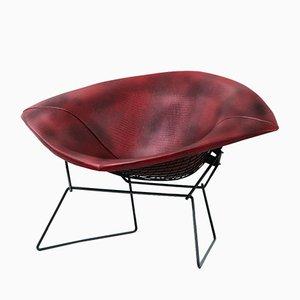 Rocking Chair Diamond Vintage par Harry Bertoia pour Knoll Associates