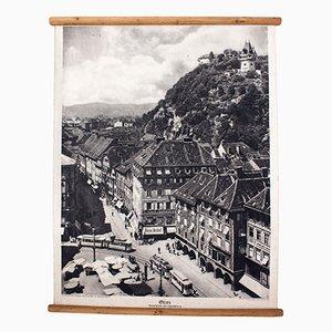 Lithographie de Graz, 1929
