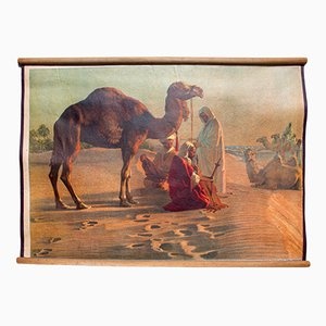 Wüsten Lithograf, 1918
