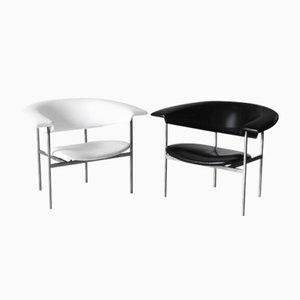 Dutch Meander Gamma Chairs by Rudolf Wolf, 1962, Set of 2