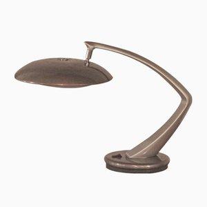 Mid-Century Boomerang Schreibtischlampe von Fase