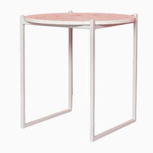 Tavolino LULU | in legno riciclato e acciaio di Johanenlies, 2017