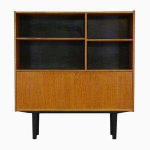Vintage Danish Ash Cabinet from Domino Mobel