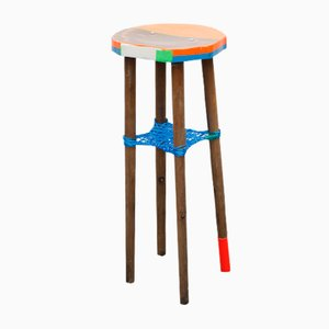 Sweet & Low Bar Stool by Atelier Staab, 2017