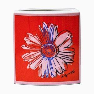 Vintage Daisy Vase von Andy Warhol für Rosenthal Studio Line