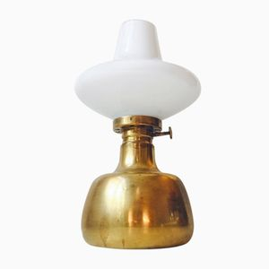 Dänische Petronella Tisch Öllampe von Henning Koppel für Louis Poulsen, 1960er