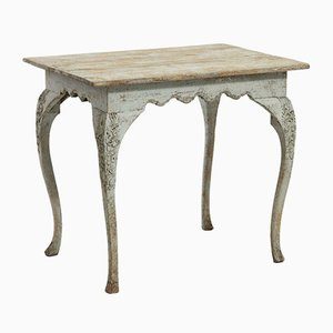 18th Century Swedish Freestanding Rococo Table