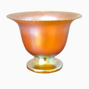 Myra Glass Bowl by Karl Wiedmann for WMF, 1930s