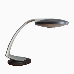 Boomerang 2000 Desk Lamp from Fase, 1960s