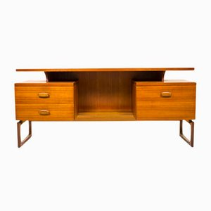 Mid-Century Desk or Dressing Table by R. Bennett for G- Plan