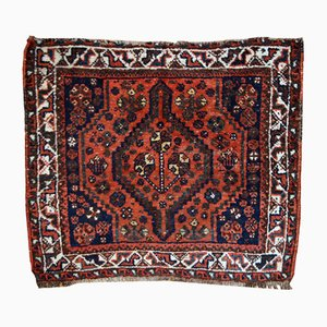 Vintage Handmade Persian Shiraz Bag Face