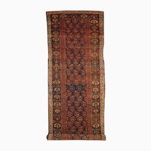 Antique Persian Kurdish Handmade Runner
