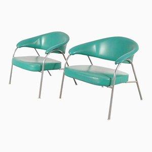 Italienische Sessel von Arflex, 1960er